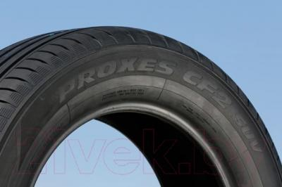 Летняя шина Toyo Proxes CF2 SUV 225/65R17 106V