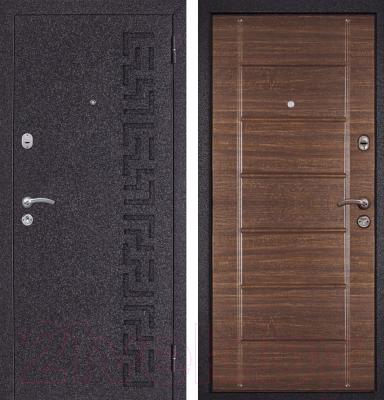Входная дверь Металюкс M22 R (86x205)