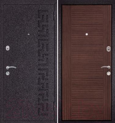 Входная дверь Металюкс M3 R (86x205)