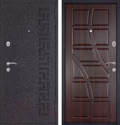 Входная дверь Металюкс M6 R (86x205)