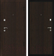 Входная дверь Металюкс M2 R (86x205) -