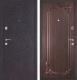 Входная дверь Металюкс M5/1 R (86x205) -