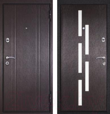 Входная дверь Металюкс M18 R (86x205)