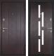 Входная дверь Металюкс M18 R (86x205) -