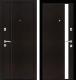 Входная дверь Металюкс M33/1 R (86x205) -