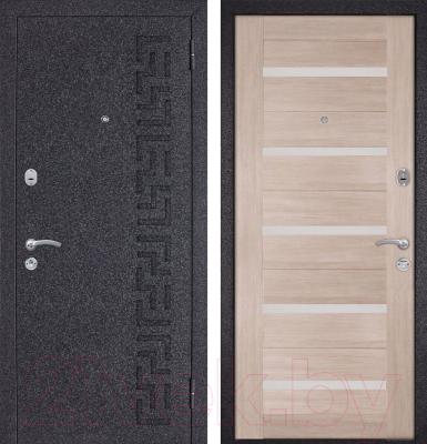 Входная дверь Металюкс M24 R (86x205)