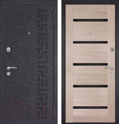 Входная дверь Металюкс M27 R (86x205)