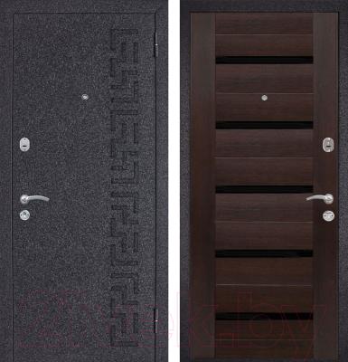 Входная дверь Металюкс M28 R (86x205)