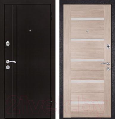 Входная дверь Металюкс M24/1 R (86x205)
