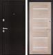 Входная дверь Металюкс M24/1 R (86x205) -