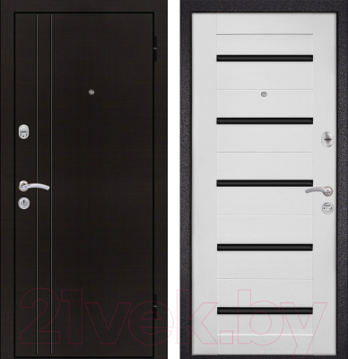 Входная дверь Металюкс M26/1 R (86x205)