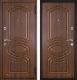 Входная дверь Металюкс M19 R (86x205) -