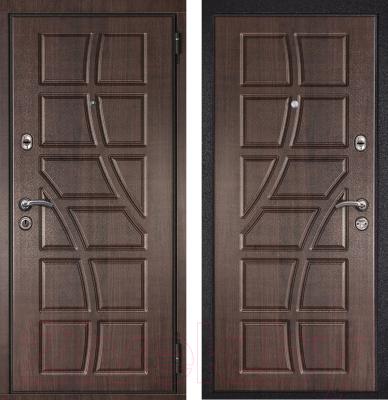 Входная дверь Металюкс M20 R (86x205)