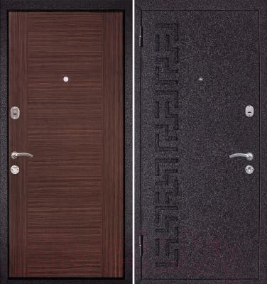 Входная дверь Металюкс M3 L (86x205)