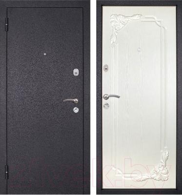Входная дверь Металюкс M5 L (86x205)