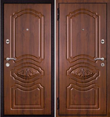 Входная дверь Металюкс M9 L (86x205)