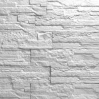 Декоративный камень Royal Legend Афины белый 22-010 (375x85x5-12) -