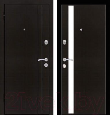 Входная дверь Металюкс M33/1 L (86x205)