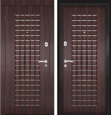 Входная дверь Металюкс M52 L (86x205)