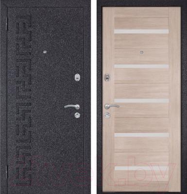 Входная дверь Металюкс M24 L (86x205)