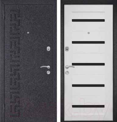 Входная дверь Металюкс M26 L (86x205)