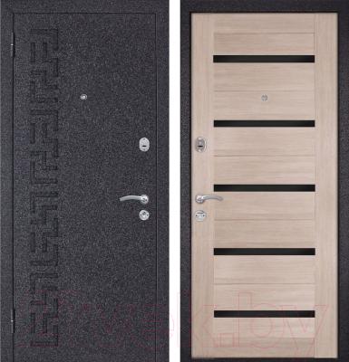 Входная дверь Металюкс M27 L (86x205)