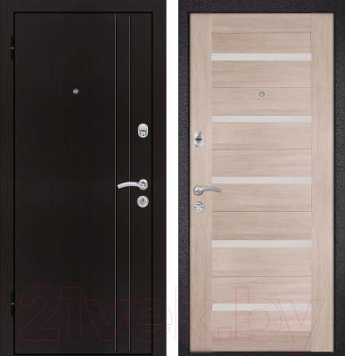 Входная дверь Металюкс M24/1 L (86x205)