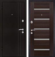 Входная дверь Металюкс M25/1 L (86x205) -
