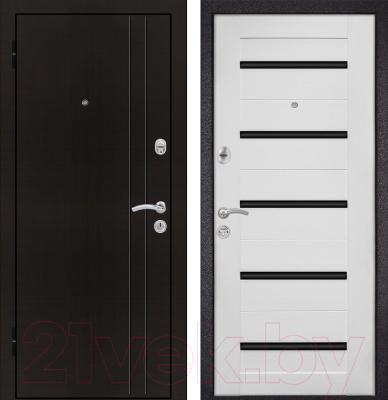 Входная дверь Металюкс M26/1 L (86x205)