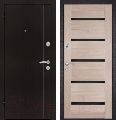 Входная дверь Металюкс M27/1 L (86x205)
