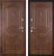 Входная дверь Металюкс M19 L (86x205) -