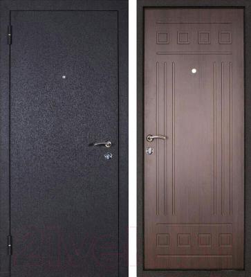 Входная дверь Металюкс M15 L (96x205)