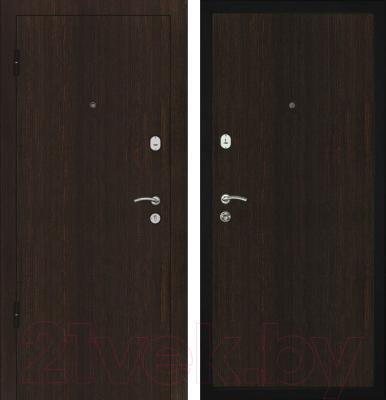 Входная дверь Металюкс M2 L (96x205)