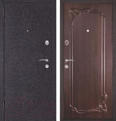 Входная дверь Металюкс M5/1 L (96x205)