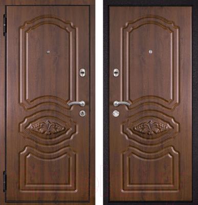 Входная дверь Металюкс M9 L (96x205)