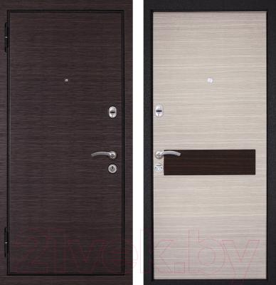 Входная дверь Металюкс M10 L (96x205)