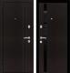 Входная дверь Металюкс M33 L (96x205) -