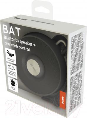 Портативная колонка Acme SP106 BAT Bluetooth speaker + one knob control 133201