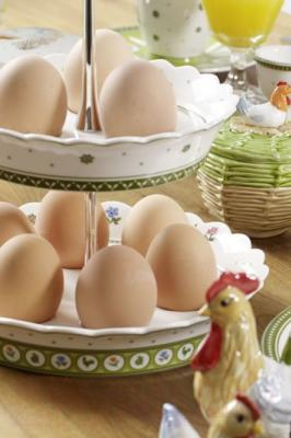 Этажерка для яиц Villeroy & Boch Farmers Spring - вид коллекции в интерьере