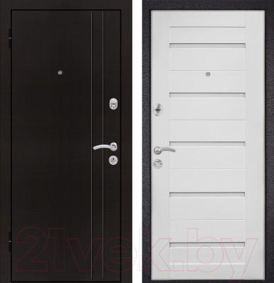 Входная дверь Металюкс M23/1 L (96x205)
