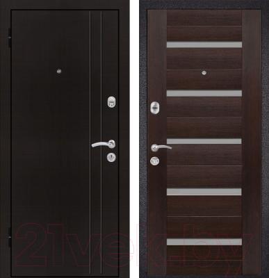 Входная дверь Металюкс M25/1 L (96x205)