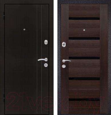 Входная дверь Металюкс M28/1 L (96x205)