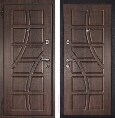 Входная дверь Металюкс M20 L (96x205)