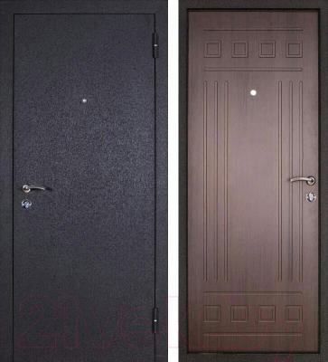 Входная дверь Металюкс M15 R (96x205)