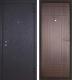 Входная дверь Металюкс M15 R (96x205) -