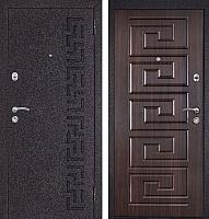 Входная дверь Металюкс M21 R (96x205) -