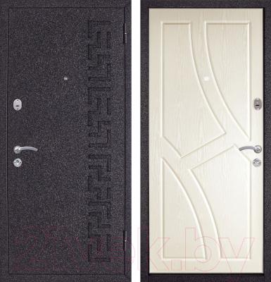 Входная дверь Металюкс M4 R (96x205)