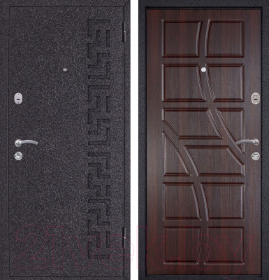 Входная дверь Металюкс M6 R (96x205)