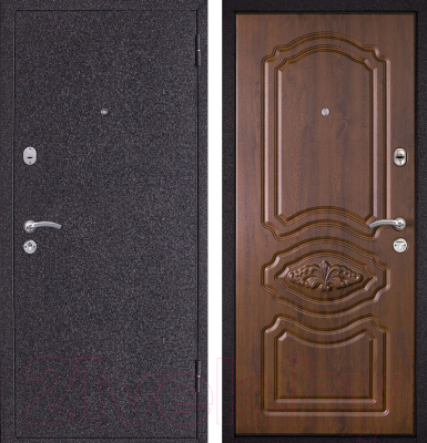 Входная дверь Металюкс M7 R (96x205)