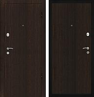 Входная дверь Металюкс M2 R (96x205) -
